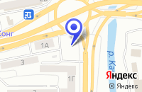 Схема проезда до компании ЕМЕЛЬЯНОВ В.С. в Красноярске
