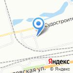 Семь пятниц на карте Красноярска
