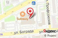 Схема проезда до компании Федерация Йоги Красноярского Края в Красноярске