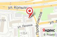 Схема проезда до компании Сибирский Медицинский Экспресс в Красноярске