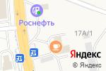 Схема проезда до компании Р.О.С.Тент в Солонцах
