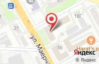 Схема проезда до компании Сибирский Печатный Двор в Красноярске