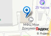 Территориальный фонд обязательного медицинского страхования Красноярского края на карте