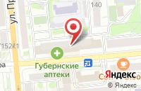 Схема проезда до компании Научный Центр Экспертизы Средств Медицинского Применения в Красноярске