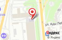 Схема проезда до компании Новые Продукты Высоких Технологий в Красноярске