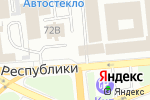 Схема проезда до компании Следственный изолятор №1 в Красноярске