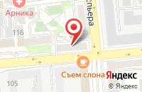 Схема проезда до компании Современное Производство в Красноярске