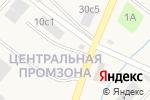 Схема проезда до компании Спецтехника+ в Солонцах