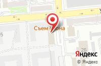 Схема проезда до компании Красноярская Газета в Красноярске