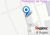 Красноярский региональный институт трудовых отношений, ЧУ ДПО на карте