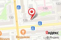 Схема проезда до компании Благотворительный Фонд Имени Людмилы Пимашковой в Красноярске