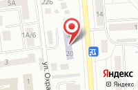 Схема проезда до компании Красноярский техникум физической культуры в Красноярске
