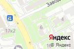 Схема проезда до компании Надежда в Красноярске
