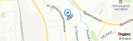 Sasha на карте Красноярска