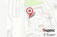 Схема проезда до компании Спецторг в Красноярске