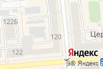 Схема проезда до компании Дуновение в Красноярске