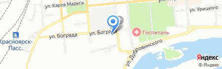 Vita pura на карте Красноярска