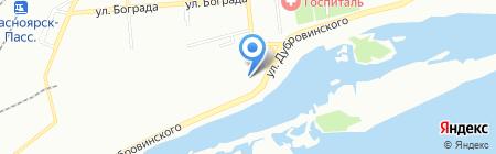 Soft-Tronik на карте Красноярска