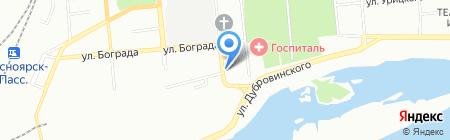Oro Therapy на карте Красноярска