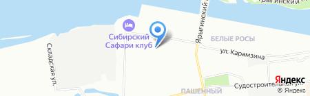 ПромКабельКомплект на карте Красноярска