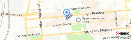 Elisabetta Franchi на карте Красноярска