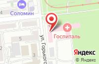 Схема проезда до компании ФИЛИАЛ № 56 ГУБЕРНСКИЕ АПТЕКИ в Бородино