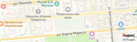 г. Красноярск ул. Цветной бульвар 1 А, микрорайон Покровский.