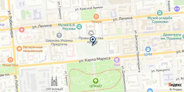 РЕГИОНАЛЬНОЕ ПРЕДСТАВИТЕЛЬСТВО ПРОМЫШЛЕННАЯ ГРУППА МЕТРАН на карте Красноярске