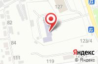 Схема проезда до компании Экспертпроект центр в Красноярске
