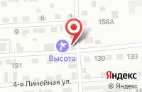 Схема проезда до компании Крастройка в Красноярске