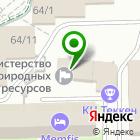 Местоположение компании Красноярский региональный центр энергетики и экспертизы