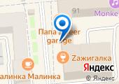 Ирина Котух и Ко на карте