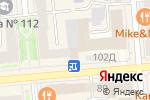 Схема проезда до компании АКБ Связь-банк, ПАО в Красноярске