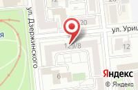 Схема проезда до компании Издательский Дом «Горница» в Красноярске