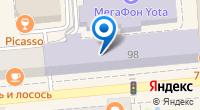 Компания КрасТрансКомпани на карте