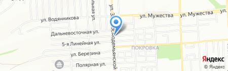 Пассажъ. Солнцезащитные системы на карте Красноярска