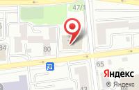 Схема проезда до компании Красноярский Издательский Дом в Красноярске