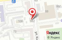 Схема проезда до компании Инженерный Центр «Экспертиза» в Красноярске