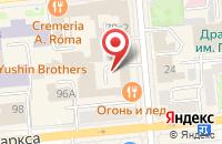 Схема проезда до компании Кооперативно-эксплуатационная служба крайпотребсоюза в Красноярске