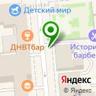 Местоположение компании Центрально-Сибирская торгово-промышленная палата