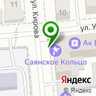 Местоположение компании Центр переподготовки специалистов