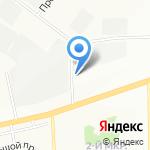 FRESH на карте Красноярска