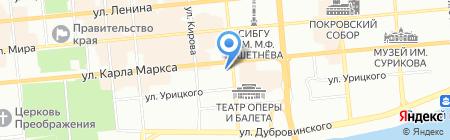 Новая аптека на карте Красноярска