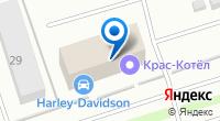 Компания Северные перевозки на карте