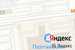 Схема проезда до компании Профсоюз в Красноярске