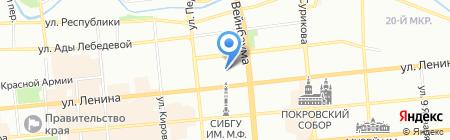 Детский сад №248 на карте Красноярска