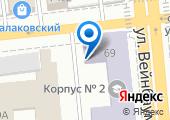 Межрегиональный учебно-научный центр подготовки на карте