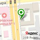 Местоположение компании ККМИАЦ