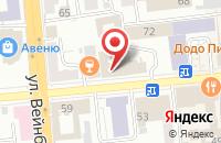 Схема проезда до компании Центр Оценки Качества Образования в Красноярске