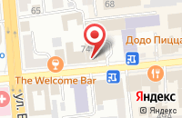 Схема проезда до компании Галион Плюс в Красноярске